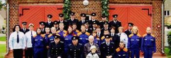 Gründung der Freiwilligen Feuerwehr Gahry