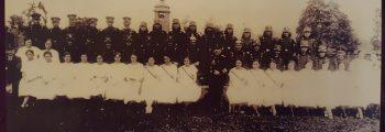 Die aktive Wehr im Jahr 1926